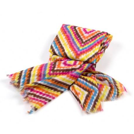 Schal Ethno Multicolour