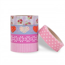 masking tape set scrapbooking Reispapier home sweet home