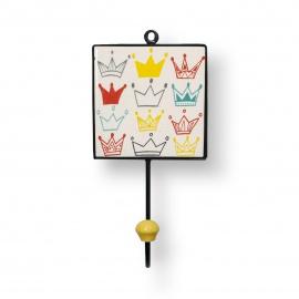 Fliesenhaken   Prinzessin   Krone