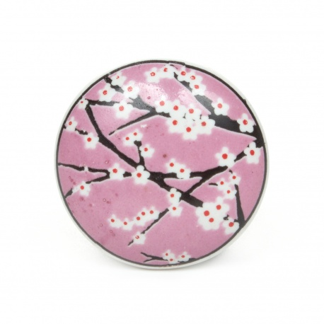 Knauf Kirschblüte Rosa