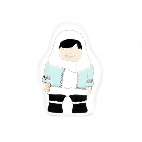 Knauf Figur Eskimo