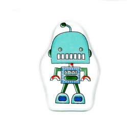 Knauf Figur Roboter