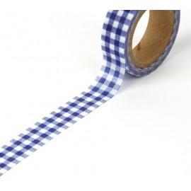 Tape Karo blau