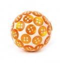 Knauf Pailletten orange