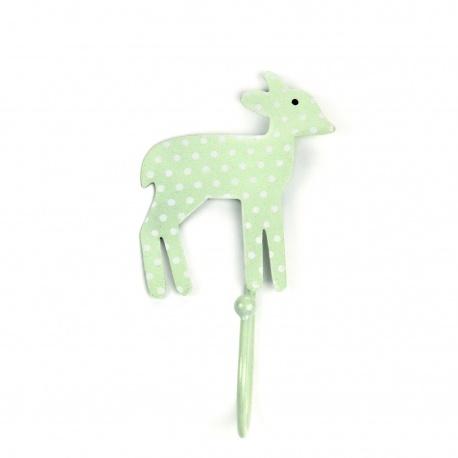 Haken Bambi Punkte mint
