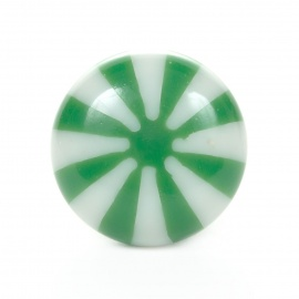 Knauf Bonbon grün/weiß