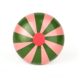 Knauf Bonbon pink/grün
