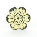 Knauf Eisen Blüte Gelb