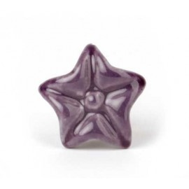 Knauf Seestern violett